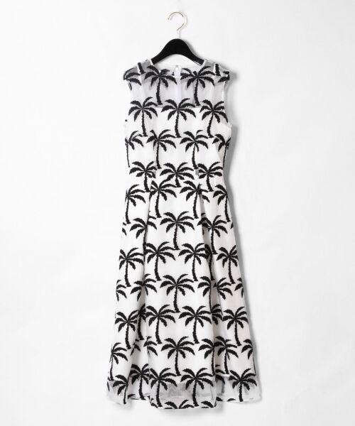 GRACE CONTINENTAL / グレースコンチネンタル ドレス | Palm tree ドレス | 詳細4