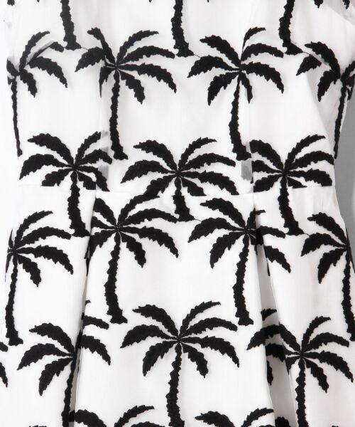 GRACE CONTINENTAL / グレースコンチネンタル ドレス | Palm tree ドレス | 詳細6