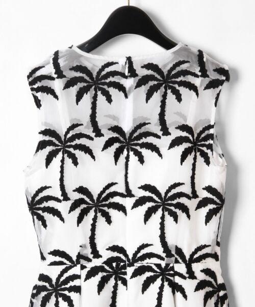 GRACE CONTINENTAL / グレースコンチネンタル ドレス | Palm tree ドレス | 詳細9