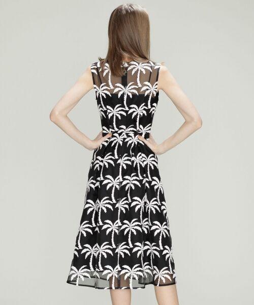 GRACE CONTINENTAL / グレースコンチネンタル ドレス | Palm tree ドレス | 詳細12