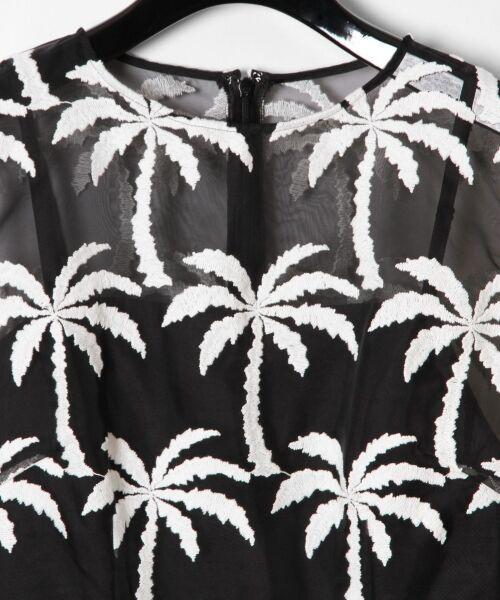 GRACE CONTINENTAL / グレースコンチネンタル ドレス | Palm tree ドレス | 詳細15