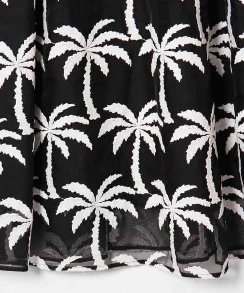 GRACE CONTINENTAL / グレースコンチネンタル ドレス | Palm tree ドレス | 詳細17