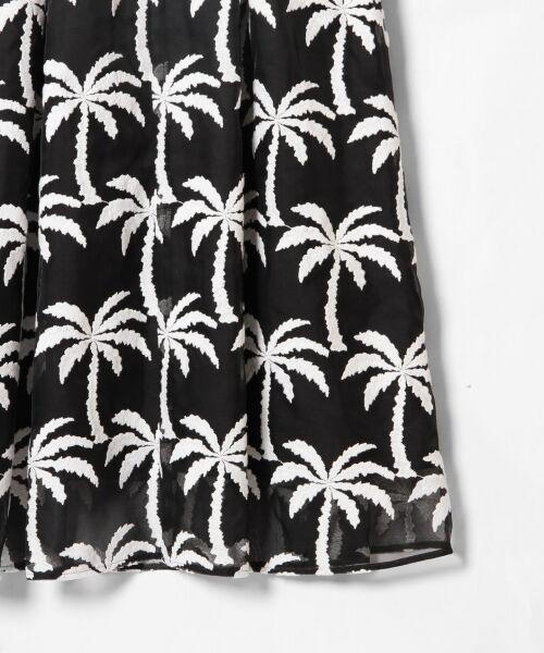 GRACE CONTINENTAL / グレースコンチネンタル ドレス | Palm tree ドレス | 詳細21