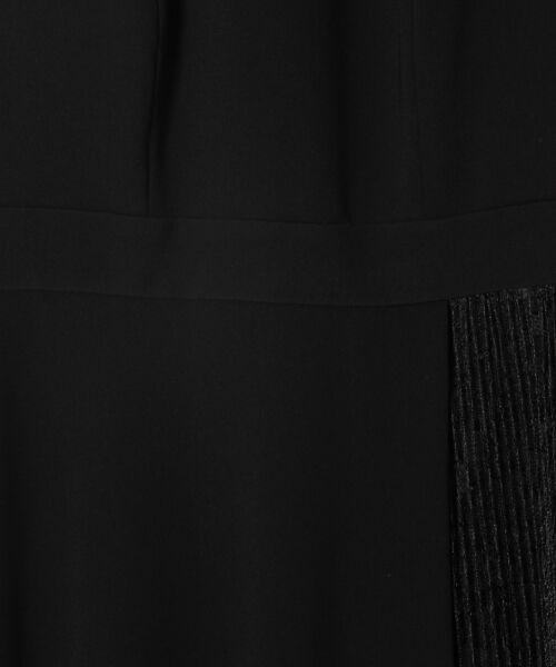 GRACE CONTINENTAL / グレースコンチネンタル ドレス | レースプリーツ切替ワンピース | 詳細16