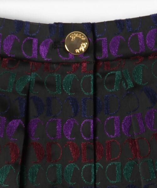 GRACE CONTINENTAL / グレースコンチネンタル ミニ・ひざ丈スカート | モノグラムジャガードスカート | 詳細14