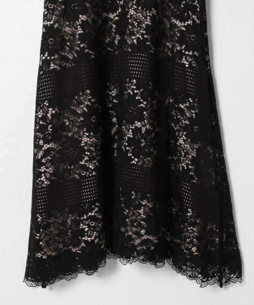 GRACE CONTINENTAL / グレースコンチネンタル ドレス | ハイネックレースワンピース | 詳細24