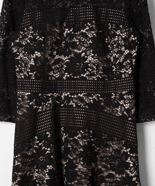 GRACE CONTINENTAL / グレースコンチネンタル ドレス | ハイネックレースワンピース | 詳細20