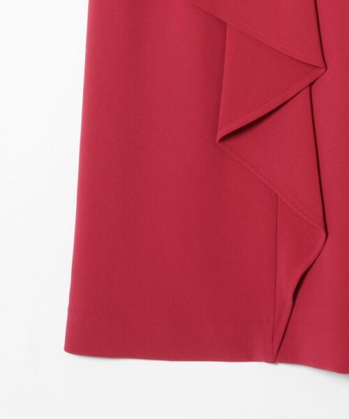 GRACE CONTINENTAL / グレースコンチネンタル ドレス | ペプラムドレープワンピース | 詳細7
