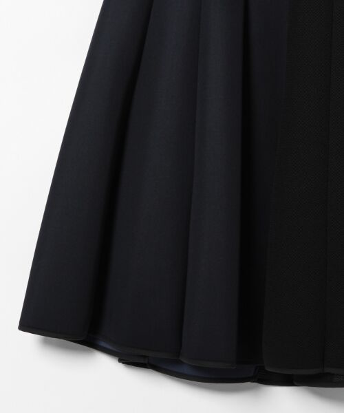 GRACE CONTINENTAL / グレースコンチネンタル ミニ丈・ひざ丈ワンピース   ボンディング切替ドレス   詳細3