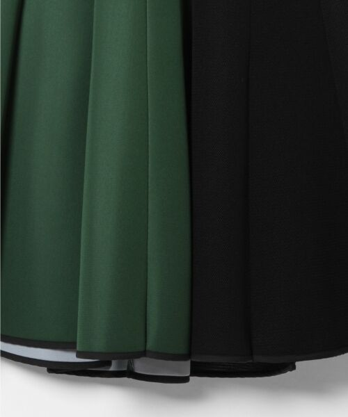 GRACE CONTINENTAL / グレースコンチネンタル ミニ丈・ひざ丈ワンピース   ボンディング切替ドレス   詳細13