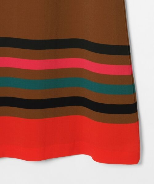 GRACE CONTINENTAL / グレースコンチネンタル ドレス | ヘムラインフレアワンピース | 詳細3