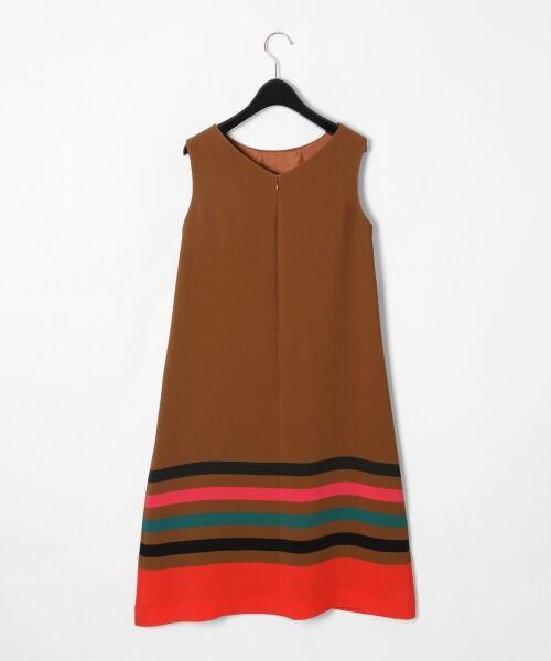 GRACE CONTINENTAL / グレースコンチネンタル ドレス | ヘムラインフレアワンピース | 詳細4