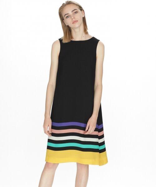 GRACE CONTINENTAL / グレースコンチネンタル ドレス | ヘムラインフレアワンピース | 詳細5