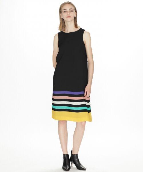 GRACE CONTINENTAL / グレースコンチネンタル ドレス | ヘムラインフレアワンピース | 詳細6