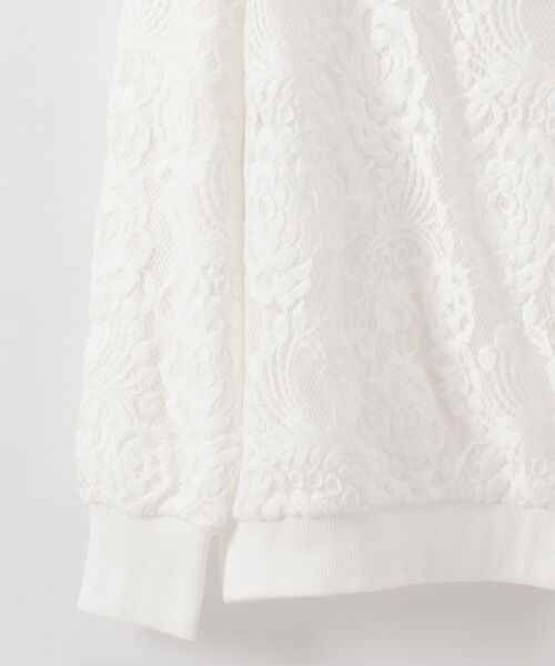 GRACE CONTINENTAL / グレースコンチネンタル Tシャツ   ワンショルレーストップ   詳細2