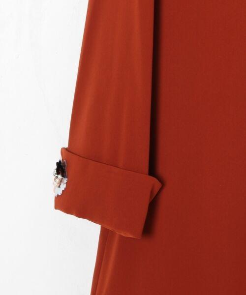 GRACE CONTINENTAL / グレースコンチネンタル ドレス | ビジューカラーワンピース | 詳細6