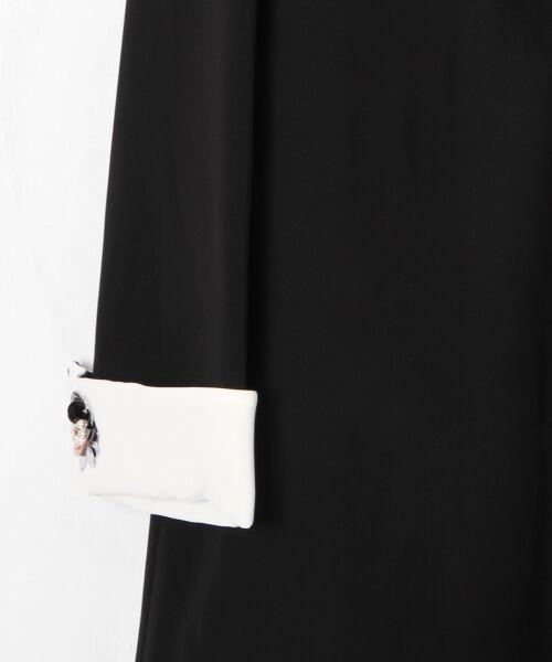 GRACE CONTINENTAL / グレースコンチネンタル ドレス | ビジューカラーワンピース | 詳細15