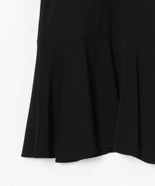 GRACE CONTINENTAL / グレースコンチネンタル ドレス | ビジューカラーワンピース | 詳細16