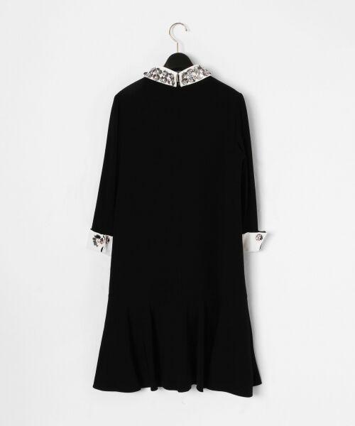 GRACE CONTINENTAL / グレースコンチネンタル ドレス | ビジューカラーワンピース | 詳細17