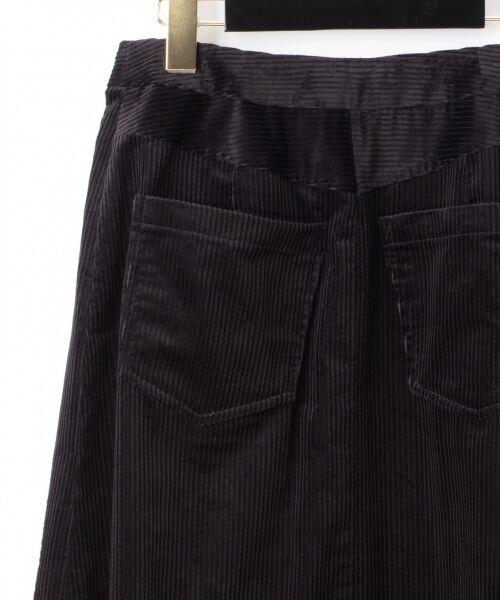 GRACE CONTINENTAL / グレースコンチネンタル ミニ・ひざ丈スカート | コーデュロイラップスカート | 詳細21