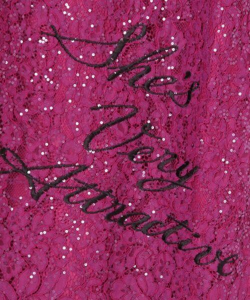 GRACE CONTINENTAL / グレースコンチネンタル ドレス | スパン刺繍レースミニワンピース | 詳細2