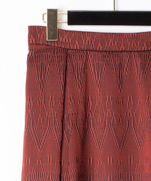 GRACE CONTINENTAL / グレースコンチネンタル ミニ・ひざ丈スカート | カラミキカスカート | 詳細5