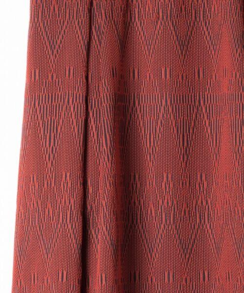 GRACE CONTINENTAL / グレースコンチネンタル ミニ・ひざ丈スカート | カラミキカスカート | 詳細7
