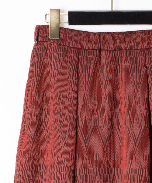 GRACE CONTINENTAL / グレースコンチネンタル ミニ・ひざ丈スカート | カラミキカスカート | 詳細9