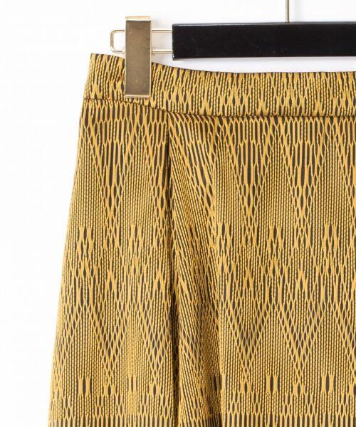 GRACE CONTINENTAL / グレースコンチネンタル ミニ・ひざ丈スカート | カラミキカスカート | 詳細12