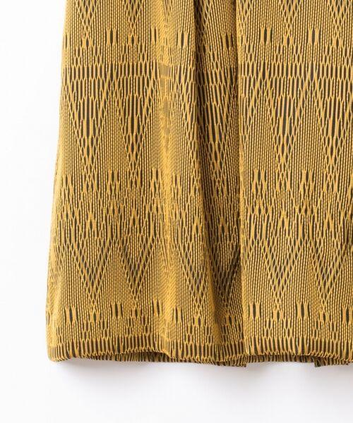 GRACE CONTINENTAL / グレースコンチネンタル ミニ・ひざ丈スカート | カラミキカスカート | 詳細13