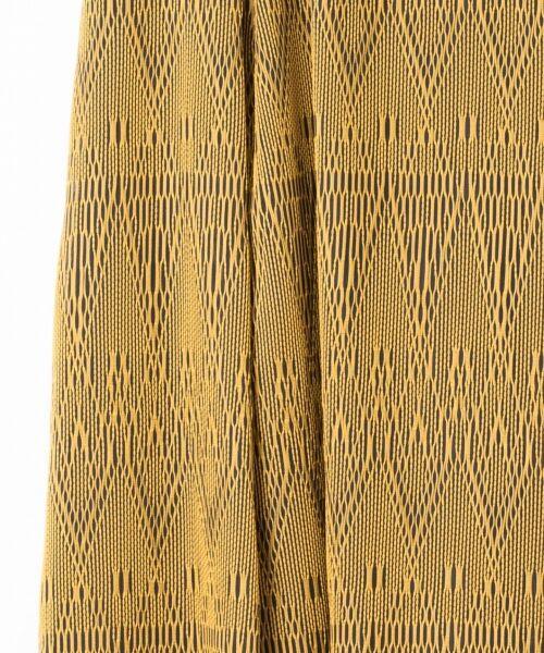 GRACE CONTINENTAL / グレースコンチネンタル ミニ・ひざ丈スカート | カラミキカスカート | 詳細14