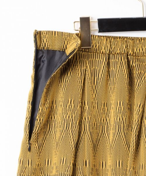 GRACE CONTINENTAL / グレースコンチネンタル ミニ・ひざ丈スカート | カラミキカスカート | 詳細16
