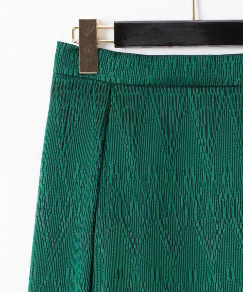 GRACE CONTINENTAL / グレースコンチネンタル ミニ・ひざ丈スカート | カラミキカスカート | 詳細17