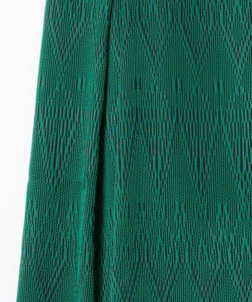 GRACE CONTINENTAL / グレースコンチネンタル ミニ・ひざ丈スカート | カラミキカスカート | 詳細19