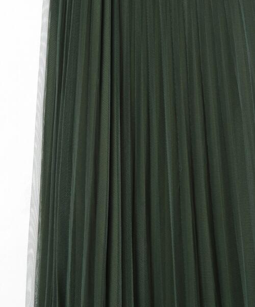 GRACE CONTINENTAL / グレースコンチネンタル ミニ・ひざ丈スカート | 【オンライン限定】リバーシブルスカート | 詳細5