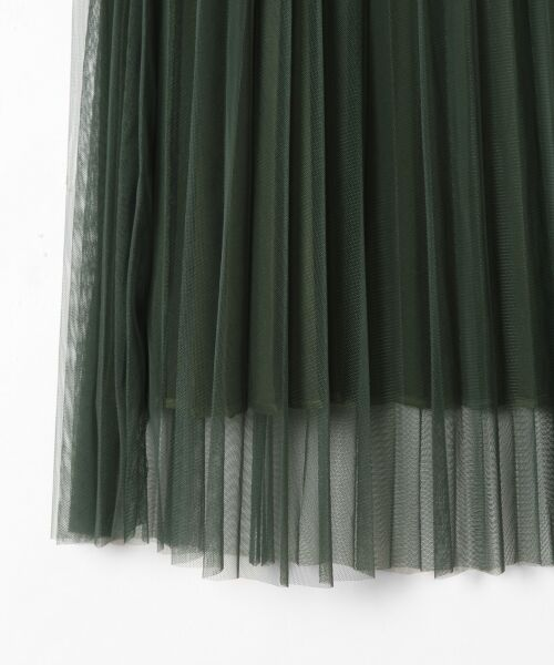 GRACE CONTINENTAL / グレースコンチネンタル ミニ・ひざ丈スカート | 【オンライン限定】リバーシブルスカート | 詳細6