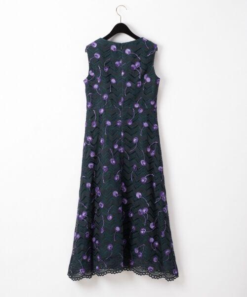 GRACE CONTINENTAL / グレースコンチネンタル ドレス | チェリーレースドレス | 詳細4