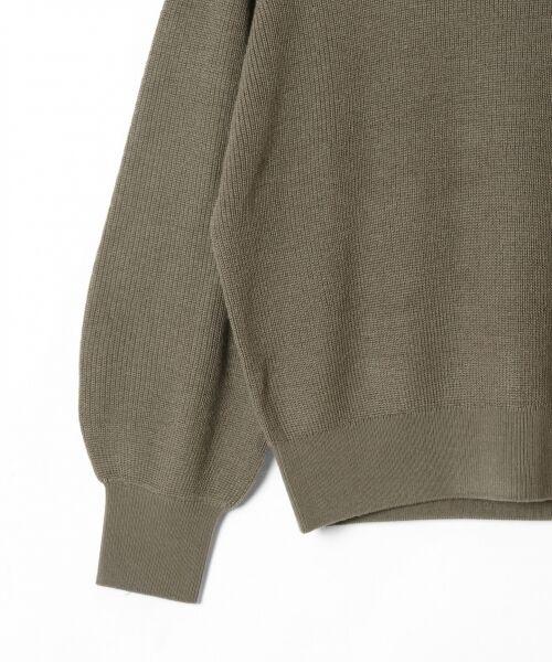 GRACE CONTINENTAL / グレースコンチネンタル ニット・セーター | サングラスレースニットトップ | 詳細9