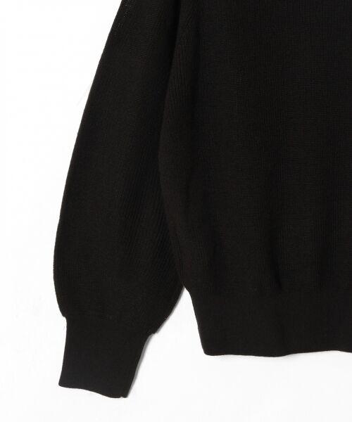 GRACE CONTINENTAL / グレースコンチネンタル ニット・セーター | サングラスレースニットトップ | 詳細16