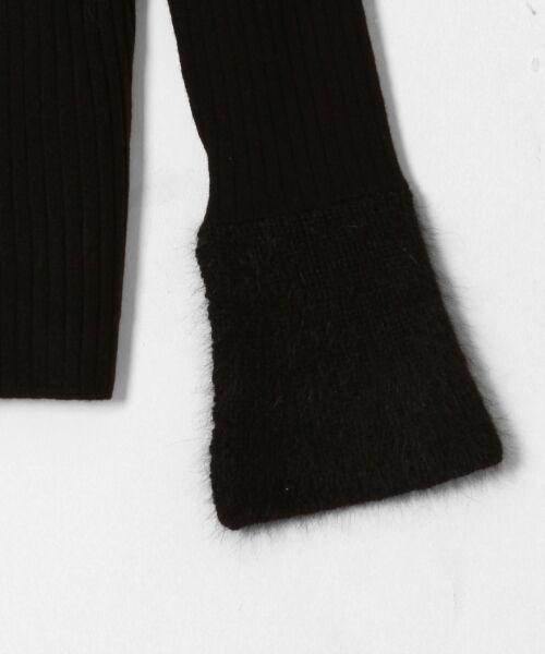 GRACE CONTINENTAL / グレースコンチネンタル ニット・セーター | イレギュラーネックニットトップ | 詳細18