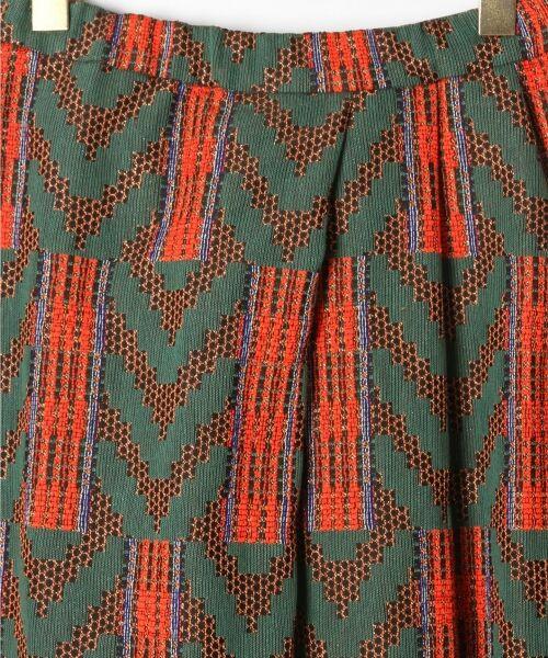 GRACE CONTINENTAL / グレースコンチネンタル ミニ・ひざ丈スカート | キカジャガードスカート | 詳細12