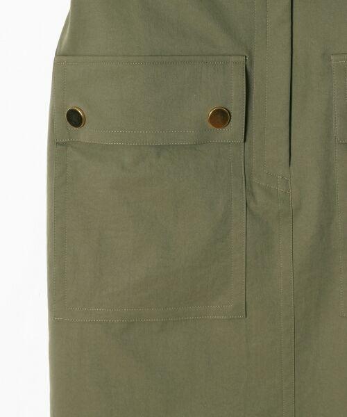 GRACE CONTINENTAL / グレースコンチネンタル ミニ・ひざ丈スカート | フロントポケットタイトスカート | 詳細10