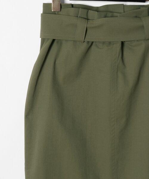 GRACE CONTINENTAL / グレースコンチネンタル ミニ・ひざ丈スカート | フロントポケットタイトスカート | 詳細13