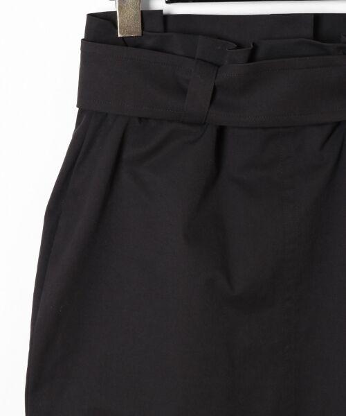 GRACE CONTINENTAL / グレースコンチネンタル ミニ・ひざ丈スカート   フロントポケットタイトスカート   詳細17