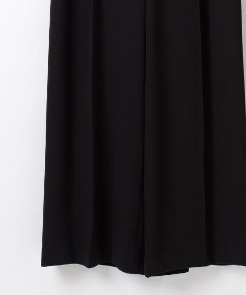 GRACE CONTINENTAL / グレースコンチネンタル サロペット・オールインワン | フラワー刺繍サロペット | 詳細11