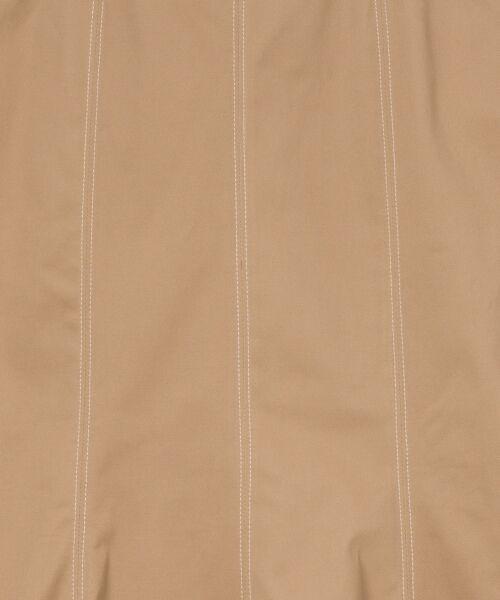 GRACE CONTINENTAL / グレースコンチネンタル ミニ・ひざ丈スカート   切替マーメイドスカート   詳細14