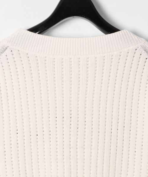 GRACE CONTINENTAL / グレースコンチネンタル ニット・セーター | コード刺繍ニットトップ | 詳細8