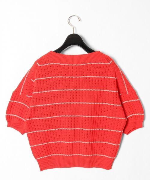 GRACE CONTINENTAL / グレースコンチネンタル ニット・セーター | コード刺繍ニットトップ | 詳細12
