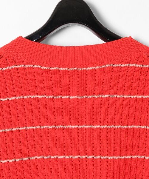 GRACE CONTINENTAL / グレースコンチネンタル ニット・セーター | コード刺繍ニットトップ | 詳細13
