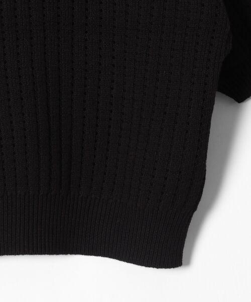 GRACE CONTINENTAL / グレースコンチネンタル ニット・セーター | コード刺繍ニットトップ | 詳細20
